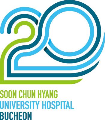 순천향대학교 부속 부천병원의 20주년 기념 엠블럼